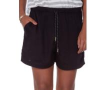 Get In Line Shorts black