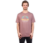 Underhill T-Shirt twilight mauve