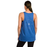 Carta Tank Top true blue heather