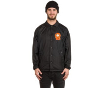 X Southpark Dead Kenny Coaches Jacket black