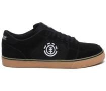 Heatley Skate Shoes black gum