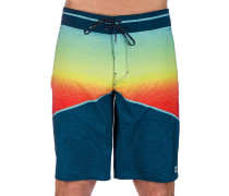 North Point Pro Boardshorts orange