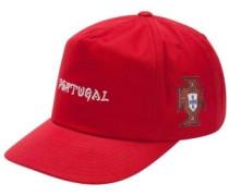 Portugal National Team Cap gym red