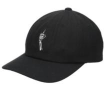 Finger Hat Cap black