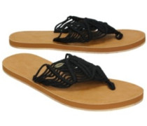 Crochet Sandals Women black out