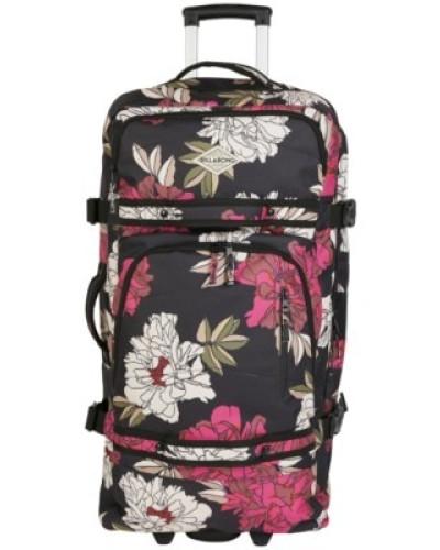 Keep It Rollin Travelbag rebel pink