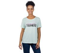 Script Logo T-Shirt water