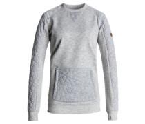 Resin Overhead Sweater heritage heather