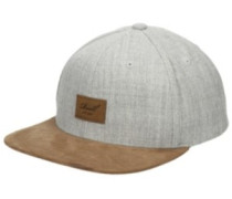 Suede Cap heather light grey