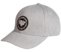 Walled Snapback Cap grey heather