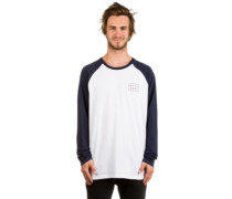 Die Cut T-Shirt LS navy