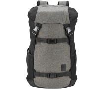 Landlock Se II Backpack gray speckle