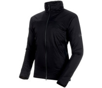 Rime In Hybrid Flex Outdoor Jacket black-phantom