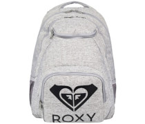 Shadow Swell Solid Logo Backpack heritage heather