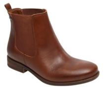 Diaz Shoes Women dark brown