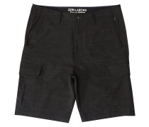 Scheme Submersible Shorts black heather