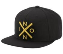 Exchange Snapback Cap gold