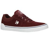 Joslin Vulc Skate Shoes burgundy