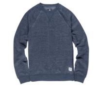 Meridian Crew Sweater indigo