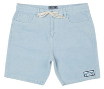 The Cord Shorts sky blue