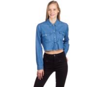 Tularosa Shirt LS blue wash