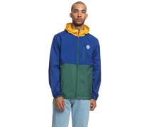 Dagup Tri Block Jacket sodalite blue
