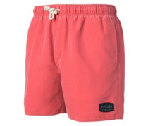 "Volley Solid 16"" Boardshorts mineral red"
