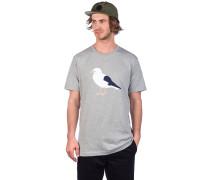 Gull 3 T-Shirt heather gray