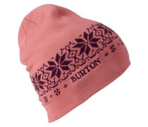 Belle Beanie dusty rose