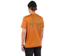 Bad Break T-Shirt roasted orange