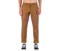 Sid Pants hamilton brown