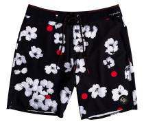 """Highline Cherry Pop 19"""" Boardshorts black"""