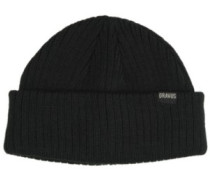 Short Stack Beanie black