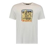 Waimea T-Shirt powder white