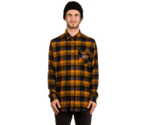 Rovar Flannel Shirt LS orange