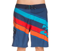Slice Layback 20 Boardshorts navy