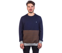 3Zy Crew Sweater hazelnut