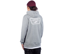 Full Patched II Hoodie cement heather