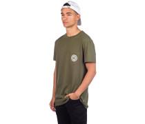 Basic Pocket T-Shirt fatigue green