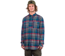 Travis Flannel Shirt grey