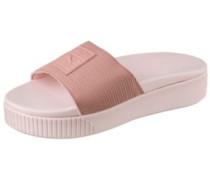 Platform Slide EP Sandals peach