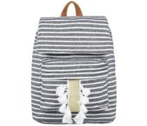 Love Them Hard Backpack true black