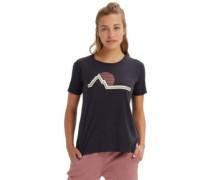 Classic Retro T-Shirt true black