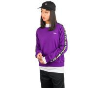 Tivka Crew Sweater tillandsia purple