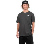 Oval Patch Pocket T-Shirt black