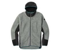 Minturn Hooded Jacket gray heather