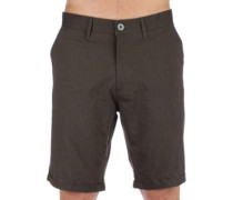 Golfer Chambray Shorts d olive