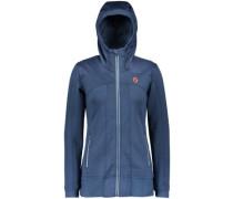 Defined Channel Flow Outdoor Jacket denim blue