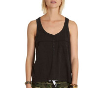 Senses Tank Top black