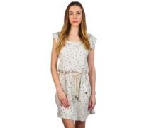 Tag B Organic Dress white melange